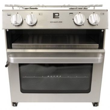 Freestanding COOKER VOYAGER 4500 DELUXE WITH IGNTION